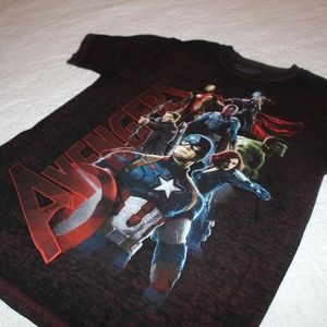 Other - Small Avengers Burnout Small Tshirt EUC
